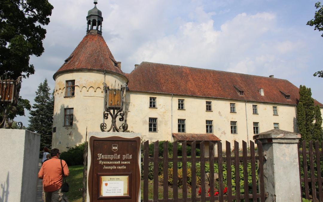 Kelionė į Latviją: Jaunpilis