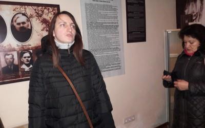 """Garliavos apylinkių seniūnijos bendruomenių kelionė 'J. Godlevskio takais Užnemunėje"""" : Veiveriai"""