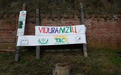 Viduramžių stovykla Kauno Tvirtovė I forte