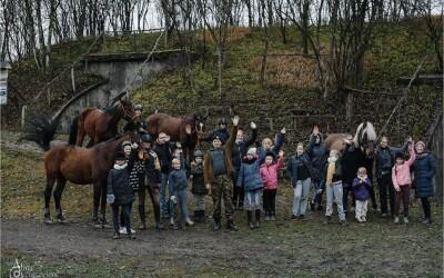 Edukacija su Žirgais